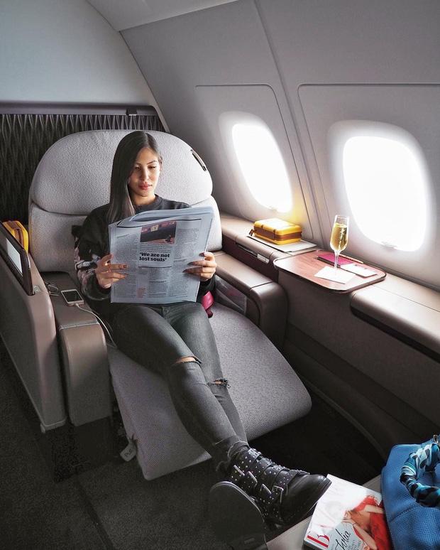 Sự thật về 4 hạng ghế phổ biến trên máy bay: Hạng thương gia (Business Class) không phải là cao cấp nhất như nhiều người nghĩ - Ảnh 4.
