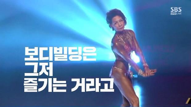 Sở hữu vóc dáng không tưởng ở tuổi 75, cụ bà Hàn Quốc đè bẹp nhiều đối thủ nặng ký trong cuộc thi thể hình danh tiếng - Ảnh 1.
