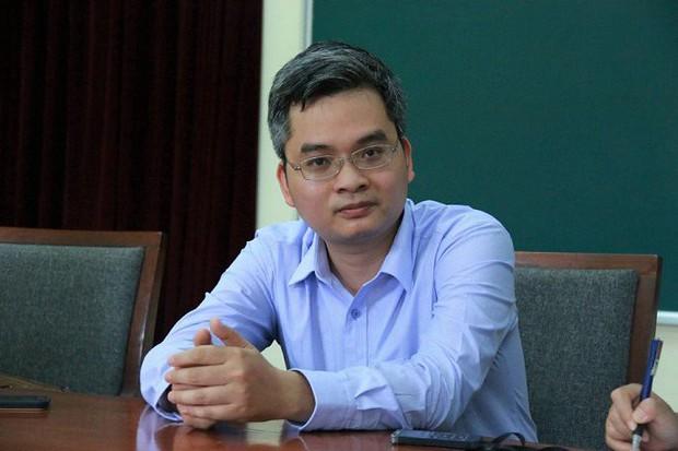 Giáo sư trẻ nhất Việt Nam giành giải thưởng Toán học quốc tế danh giá - Ảnh 1.