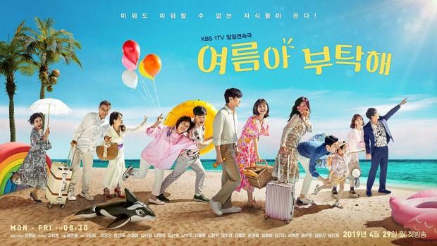 6 phim được netizen Hàn cưng nhất hiện nay: Loạt phim hot mất hút, Vagabond hiên ngang giành ngay suất nóng hổi - Ảnh 1.