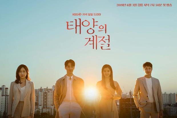 6 phim được netizen Hàn cưng nhất hiện nay: Loạt phim hot mất hút, Vagabond hiên ngang giành ngay suất nóng hổi - Ảnh 3.