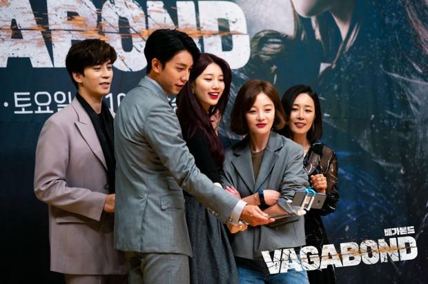 6 phim được netizen Hàn cưng nhất hiện nay: Loạt phim hot mất hút, Vagabond hiên ngang giành ngay suất nóng hổi - Ảnh 4.