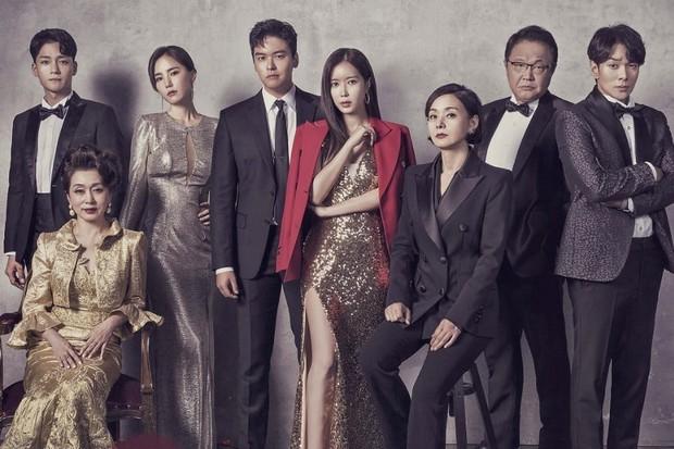 6 phim được netizen Hàn cưng nhất hiện nay: Loạt phim hot mất hút, Vagabond hiên ngang giành ngay suất nóng hổi - Ảnh 5.