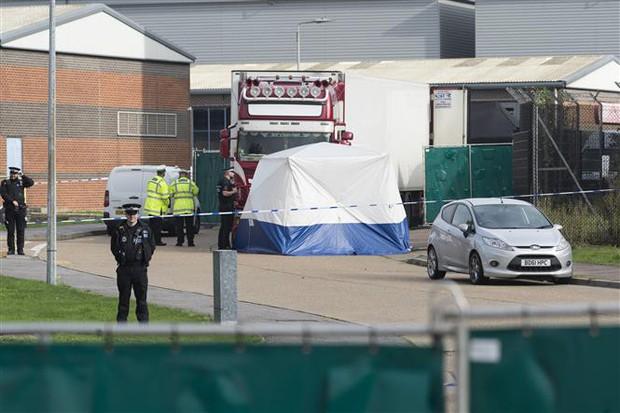 39 người thiệt mạng trong container ở Anh là người Trung Quốc - Ảnh 2.
