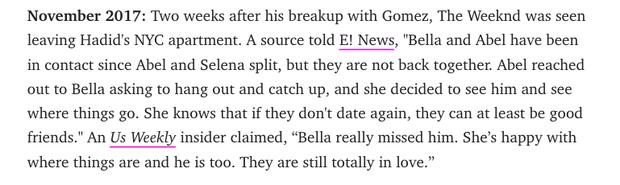 Kể chuyện Justin cạn tình chỉ trong 2 tháng, nhưng lịch sử hẹn hò chứng minh Selena còn bạc bẽo hơn thế - Ảnh 6.