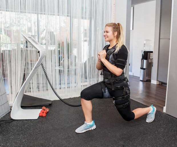 Quỳnh Anh Shyn đang mê mệt phương pháp tập gym mới toanh, giúp đốt cháy 1.200 calories trong 25 phút - Ảnh 13.