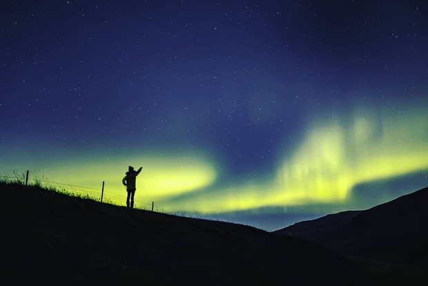 Trải nghiệm chỉ vài phần trăm dân số được thử trong đời: Săn Bắc Cực Quang hốt hình sống ảo đẹp như một giấc mơ - Ảnh 13.