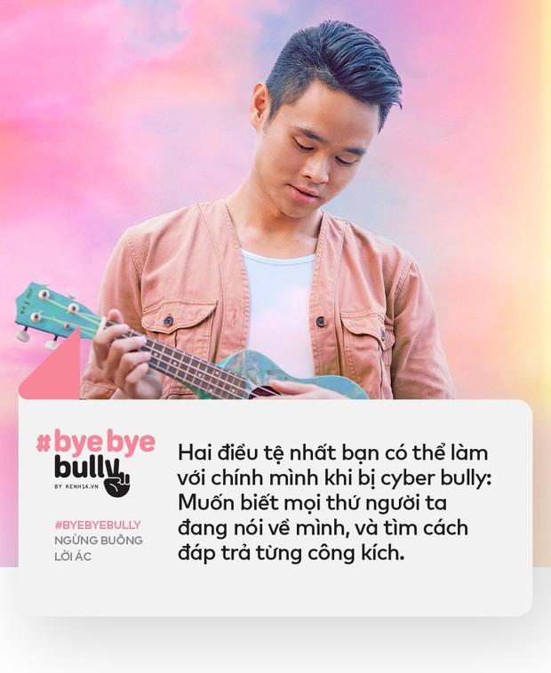Góc nhìn từ một người từng nằm giữa tâm bão cyber bully: Đừng chết vì thụ động ăn những gì độc hại người khác đưa! - Ảnh 1.