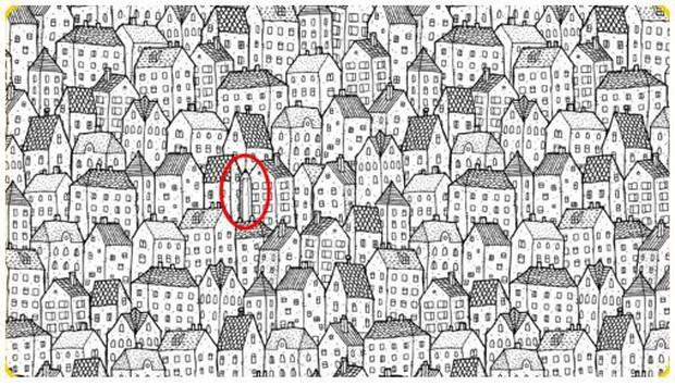 6 câu đố chứng minh bạn là người tinh mắt ngay từ cái nhìn đầu tiên - Ảnh 7.