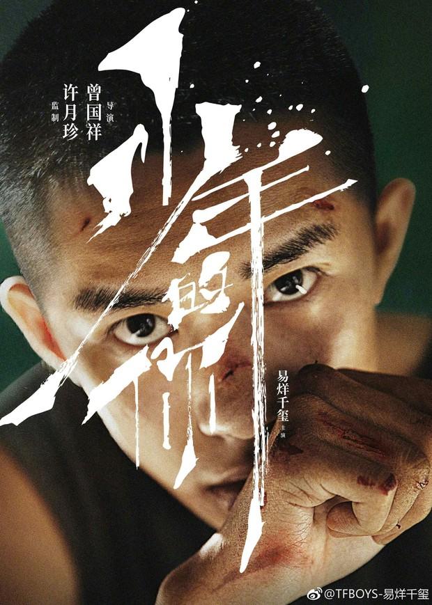 Em Của Niên Thiếu bùng nổ doanh thu đặt trước tại Trung Quốc: Châu Đông Vũ xuống tóc thu phục trái tim khán giả - Ảnh 3.