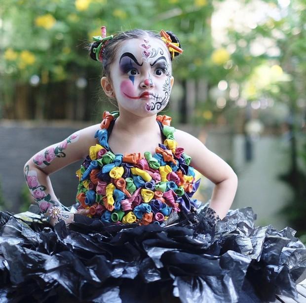 Con gái mỹ nhân đẹp nhất Philippines gây sốt vì hóa trang Halloween, visual trong ảnh hậu trường còn mãn nhãn hơn - Ảnh 2.