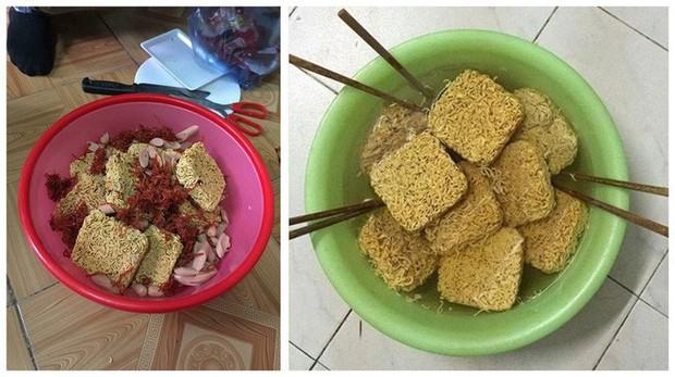 """Đố tìm được ai sáng tạo hơn cư dân mạng Việt: mỗi cái chuyện ăn mì mà cũng nghĩ ra 7749 kiểu từ giản dị cho đến """"dị không đỡ nổi - Ảnh 7."""