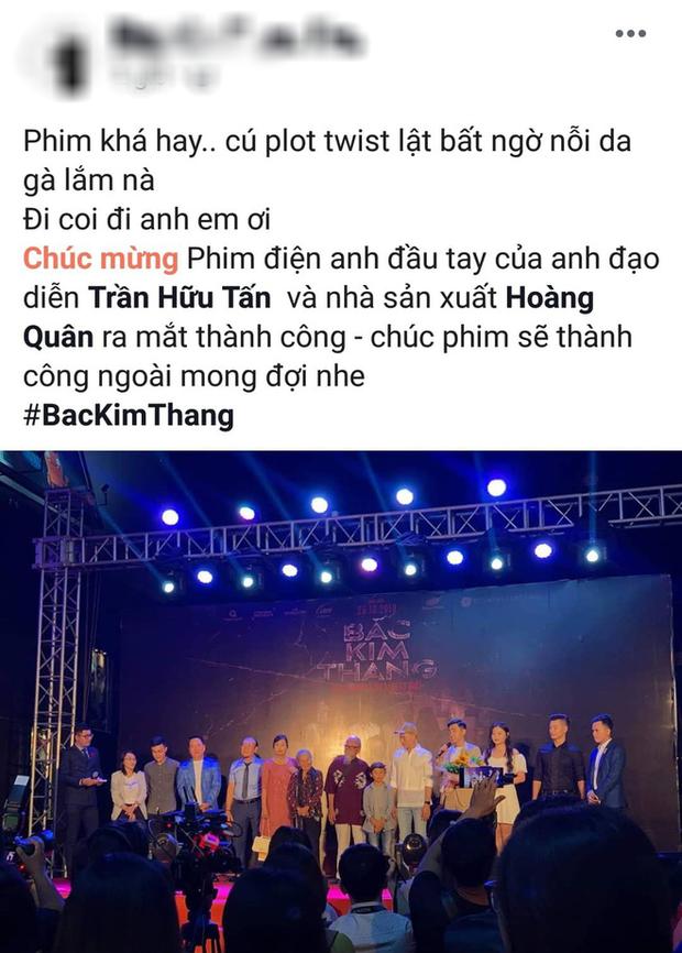 MXH bùng nổ lời khen dành cho Bắc Kim Thang: Block liền tay kẻ nào có tật ngứa miệng SPOIL phim vì twist quá đỉnh! - Ảnh 5.