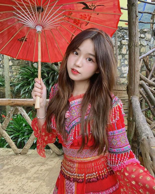 Bạn gái tin đồn của Quang Hải chứng minh: Cao 1m52 vẫn mặc đẹp như thường nhờ tài hack dáng, mặt xinh bù đắp tất cả! - Ảnh 10.