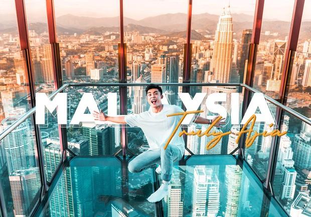 """Phát sốt bộ ảnh review Malaysia với loạt kinh nghiệm """"xịn sò"""", chị em vào xem ảnh thì ít mà… ngắm trai đẹp là chủ yếu! - Ảnh 1."""