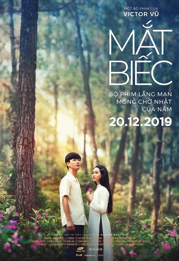 Đại chiến phim Việt vẩy máu mùa Noel: Mắt Biếc đôn lịch chiếu, tuyên chiến với Chị Chị Em Em - Ảnh 1.