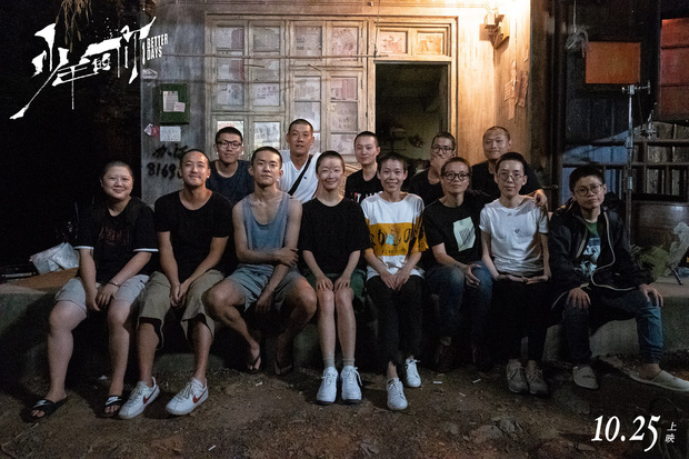 Em Của Niên Thiếu bùng nổ doanh thu đặt trước tại Trung Quốc: Châu Đông Vũ xuống tóc thu phục trái tim khán giả - Ảnh 7.