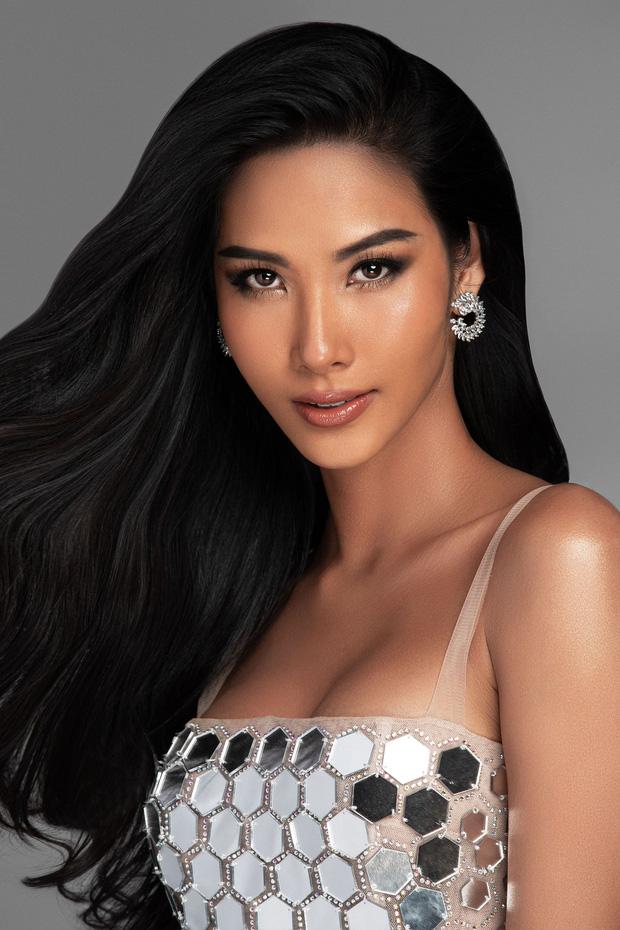 Mãn nhãn với bộ ảnh Hoàng Thùy trên trang chủ Miss Universe, đáng chú ý vẫn là vòng 1 căng đầy dính nghi vấn dao kéo - Ảnh 4.