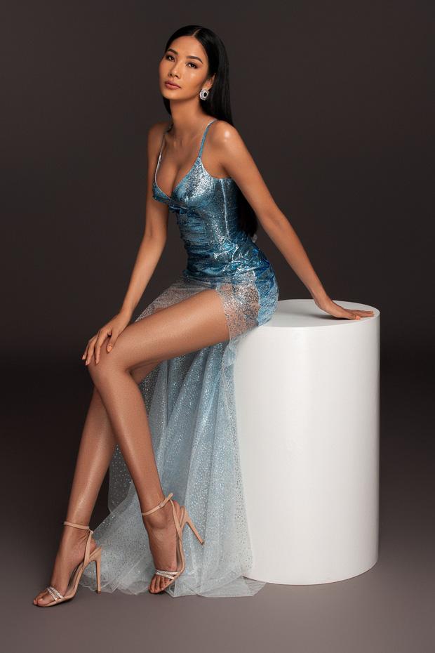 Mãn nhãn với bộ ảnh Hoàng Thùy trên trang chủ Miss Universe, đáng chú ý vẫn là vòng 1 căng đầy dính nghi vấn dao kéo - Ảnh 5.