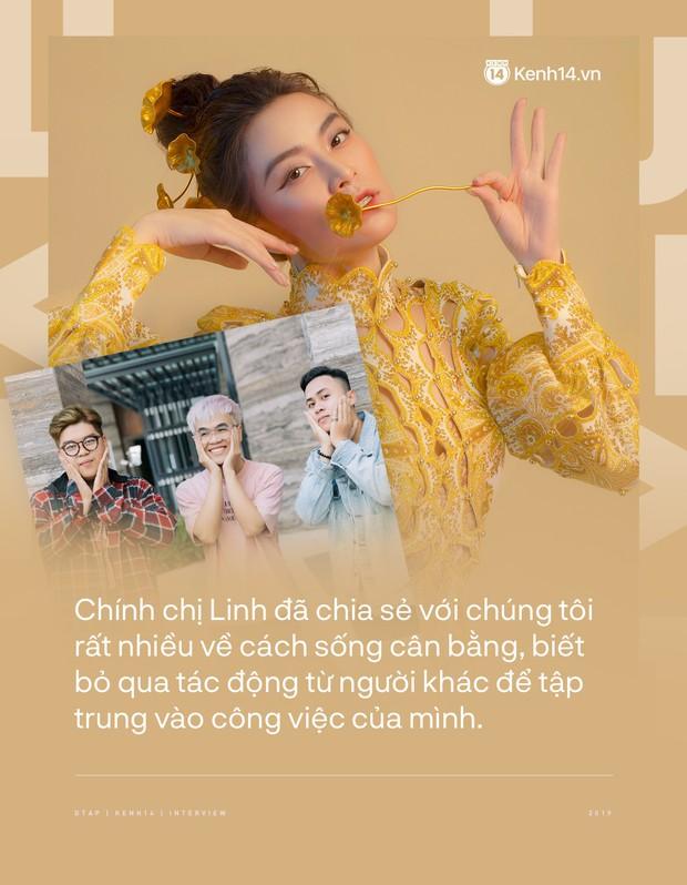 DTAP - hit maker đằng sau album Hoàng: từng gửi Để Mị nói cho mà nghe cho nhiều ca sĩ suốt 4 tháng, kể chuyện Hoàng Thùy Linh bật khóc, nhảy cẫng khi nghe demo - Ảnh 8.
