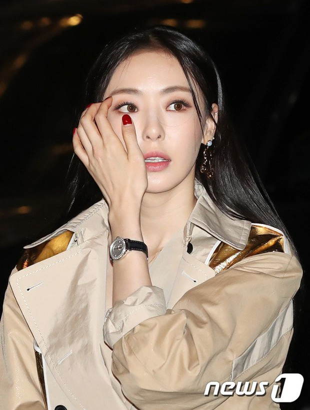 Sự kiện gây choáng: Mỹ nhân Han Ye Seul đẹp nao lòng, khoe vòng 1 bỏng mắt, ác nữ đình đám lộ chân gầy báo động - Ảnh 9.