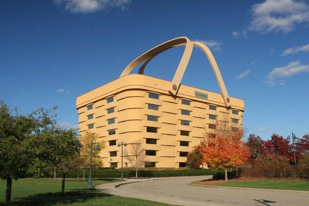 """Độc nhất thế giới khách sạn hình giỏ picnic """"siêu to khổng lồ"""" đang làm chao đảo dân mạng, vào bên trong còn choáng ngợp hơn - Ảnh 3."""