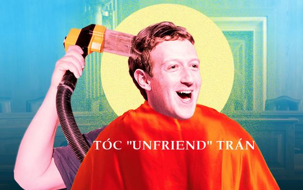 Chỉ vì kiểu tóc bát úp quý tộc, Mark Zuckerberg bị cà khịa ngay tại hội nghị và chế ảnh không hồi kết trên Internet - Ảnh 1.