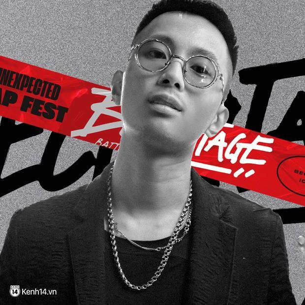 Sở hữu dàn ban giám khảo siêu xịn toàn máu mặt làng rap Việt, BeckStage Battle Rap chính là giải đấu hấp dẫn nhất dành cho các rapper! - Ảnh 2.