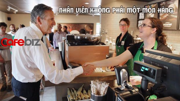 Bài học thành công từ 6 cam kết tạo nên đế chế hùng mạnh Starbucks: Tái phát minh cà phê, tuyệt đối không e sợ những người tài giỏi hơn bạn - Ảnh 3.
