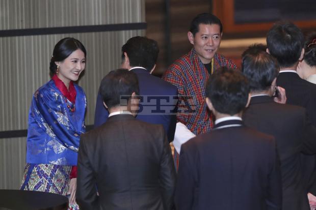 Hoàng hậu vạn người mê Bhutan khiến dân tình phát sốt tại lễ đăng quang Nhật hoàng để lộ loạt ảnh quá khứ gây ngỡ ngàng - Ảnh 4.