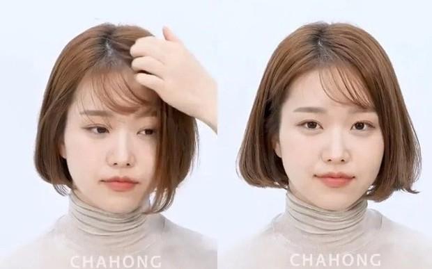 2 cách cắt tóc mái thưa siêu nhanh, đảm bảo không lỗi mà còn đẹp hơn cả ra tiệm - Ảnh 4.