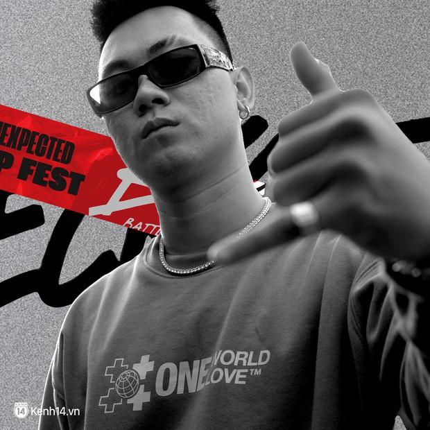 Sở hữu dàn ban giám khảo siêu xịn toàn máu mặt làng rap Việt, BeckStage Battle Rap chính là giải đấu hấp dẫn nhất dành cho các rapper! - Ảnh 5.
