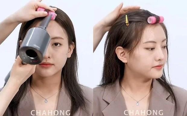 2 cách cắt tóc mái thưa siêu nhanh, đảm bảo không lỗi mà còn đẹp hơn cả ra tiệm - Ảnh 7.