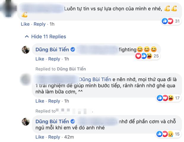 Bùi Tiến Dũng bóng gió chuyện chia tay Hà Nội FC: Nhớ phần cơm và chỗ ngủ mỗi khi em về nhé - Ảnh 1.