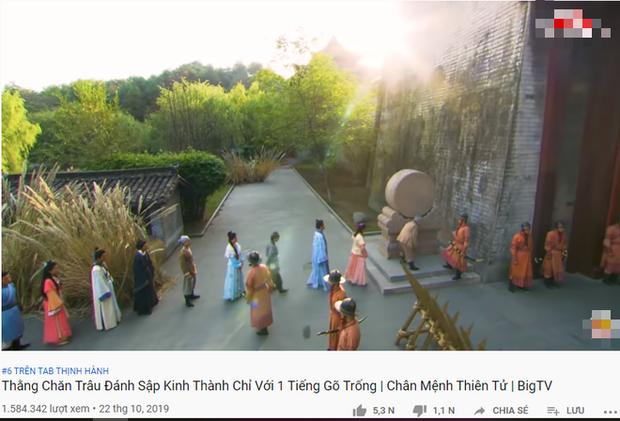 Chân Mệnh Thiên Tử bất ngờ được dân mạng Việt đào lên và leo thẳng top 2 trending  - Ảnh 2.