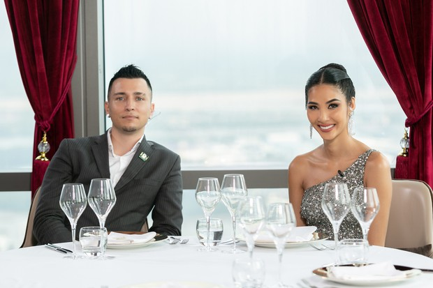 Bất ngờ với khả năng ngoại ngữ của thí sinh Hoa hậu Hoàn vũ VN: Cô gái Việt kiều lại không nói được tiếng Anh - Ảnh 2.