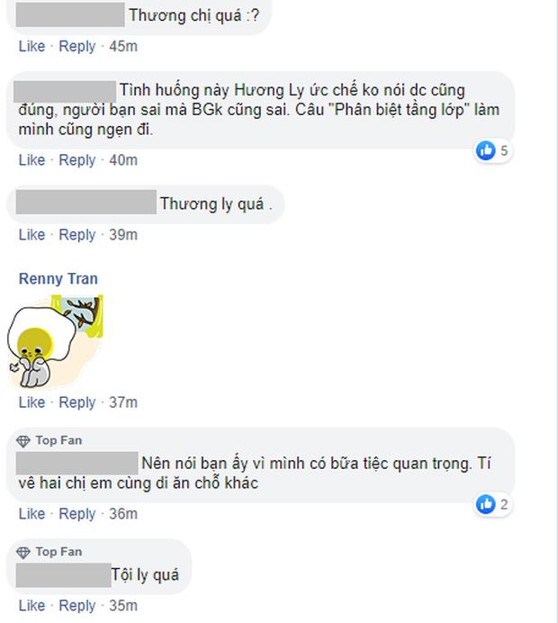Hoa hậu Hoàn vũ VN: Hương Ly bị Hoàng Thùy chê xử lý không khéo léo, cư dân mạng tranh cãi sôi nổi - Ảnh 6.