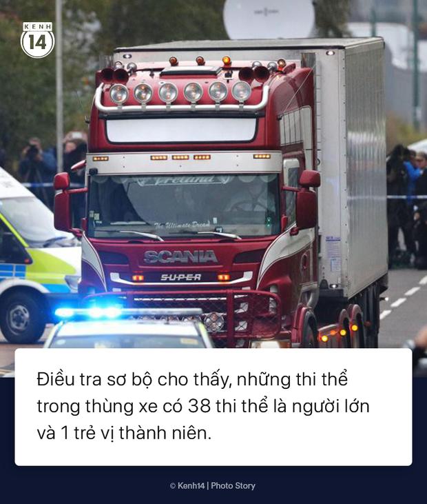 Toàn cảnh vụ phát hiện 39 thi thể trong xe container gây chấn động nước Anh - Ảnh 2.
