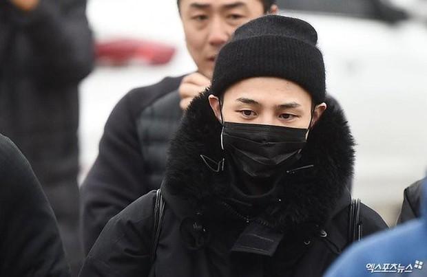 Đẳng cấp G-Dragon xuất ngũ: 1.000 phóng viên đăng ký đón, 2.000 fan túc trực từ đêm nín thở chờ ông hoàng comeback - Ảnh 8.