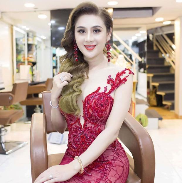 Mỹ nhân Philippine vừa tới Nhật thi Hoa hậu Quốc tế, netizen Việt xôn xao bàn tán vì quá giống... Lâm Khánh Chi - Ảnh 3.