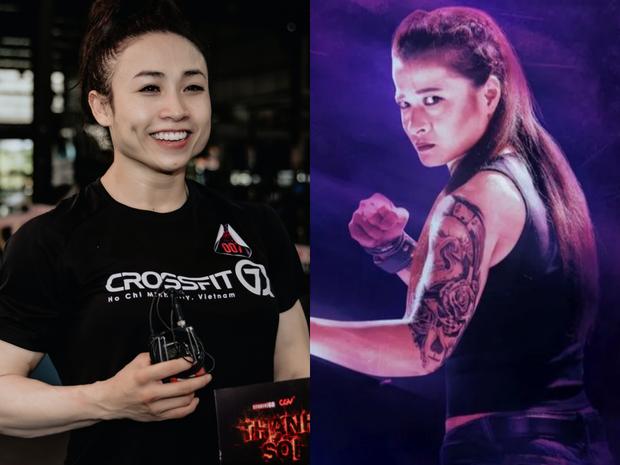 9 nữ nhân tiềm năng cho thế hệ đả nữ màn ảnh Việt: Đồng Ánh Quỳnh - Lily Nguyễn ra đòn máu lạnh, xuất hiện thêm nữ gymer cơ bắp ăn đứt Thanh Sói - Ảnh 19.