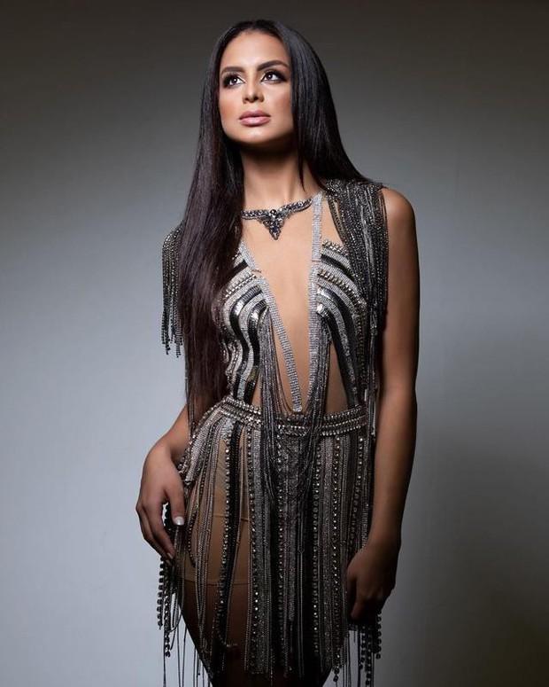 Mỹ nhân Việt trắng tay dù dành nhiều huy chương phụ, đại diện Puerto Rico đăng quang Hoa hậu Trái đất 2019 - Ảnh 3.