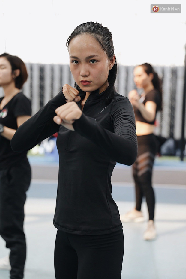 9 nữ nhân tiềm năng cho thế hệ đả nữ màn ảnh Việt: Đồng Ánh Quỳnh - Lily Nguyễn ra đòn máu lạnh, xuất hiện thêm nữ gymer cơ bắp ăn đứt Thanh Sói - Ảnh 24.