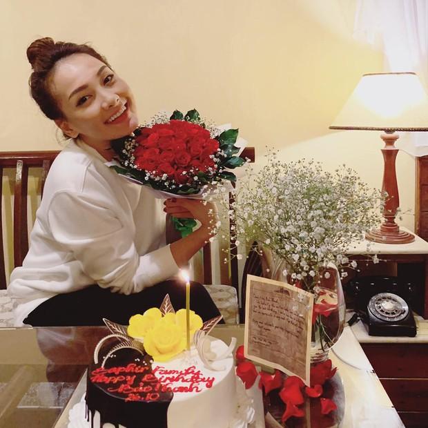 Bảo Hân bất ngờ khoe hình nhân dịp sinh nhật Bảo Thanh, có hành động gây sốt chứng minh mối quan hệ ngoài đời - Ảnh 3.