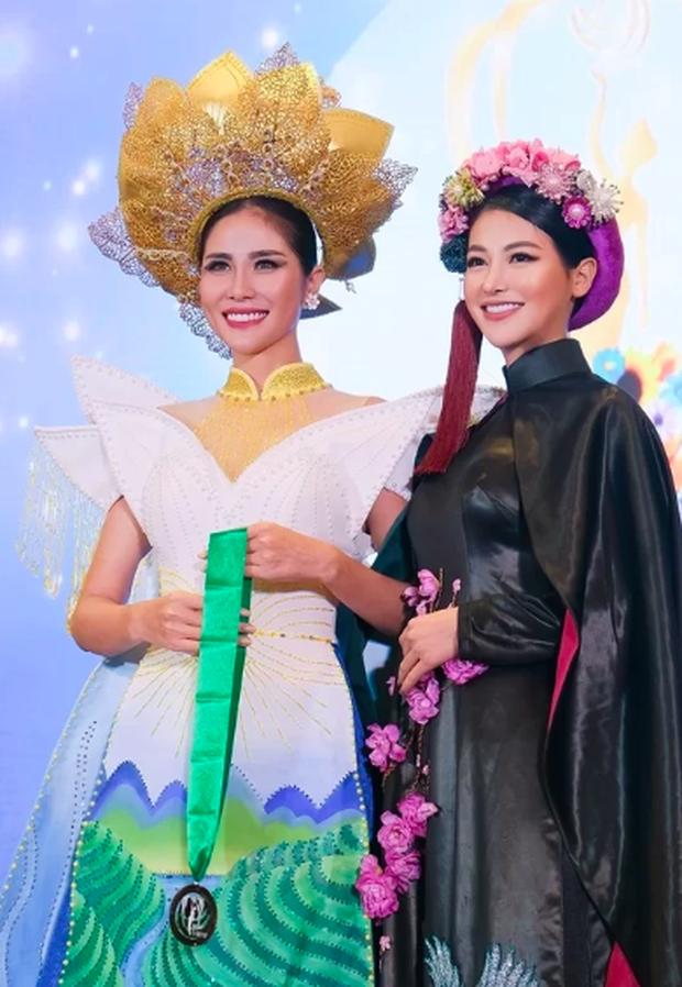 Mỹ nhân Việt trắng tay dù dành nhiều huy chương phụ, đại diện Puerto Rico đăng quang Hoa hậu Trái đất 2019 - Ảnh 8.