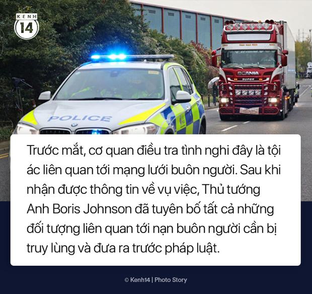 Toàn cảnh vụ phát hiện 39 thi thể trong xe container gây chấn động nước Anh - Ảnh 7.