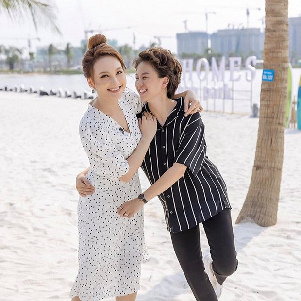 Bảo Hân bất ngờ khoe hình nhân dịp sinh nhật Bảo Thanh, có hành động gây sốt chứng minh mối quan hệ ngoài đời - Ảnh 4.
