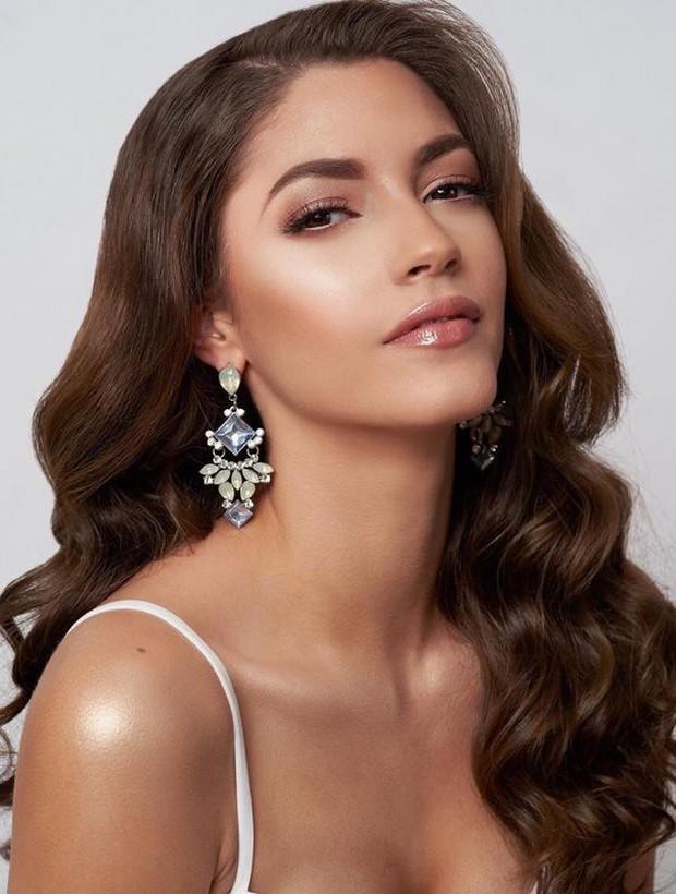 Mỹ nhân Việt trắng tay dù dành nhiều huy chương phụ, đại diện Puerto Rico đăng quang Hoa hậu Trái đất 2019 - Ảnh 4.