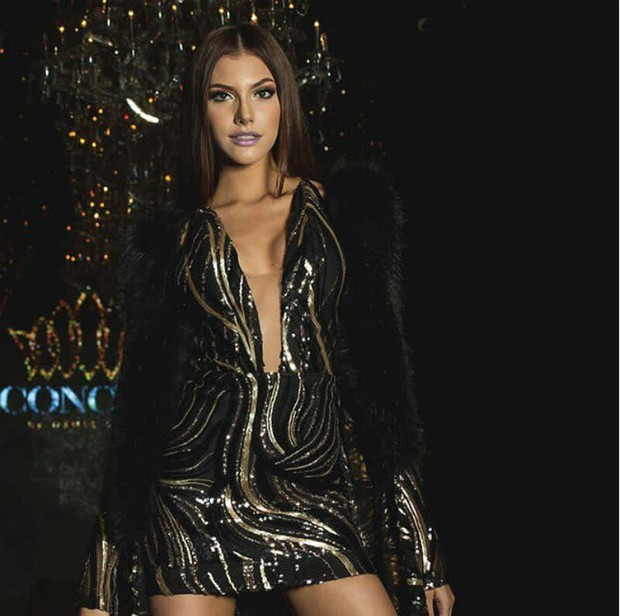 Soi cận nhan sắc và thần thái hút hồn của mỹ nhân Venezuela 10x vừa đăng quang Hoa hậu Hoà bình - Ảnh 8.