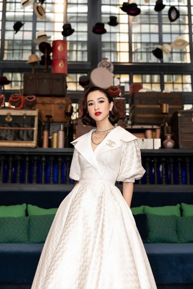 Chẳng ngán cái lạnh Sapa, Ngọc Trinh và Kỳ Duyên lên đồ sexy dự show của NTK Lê Thanh Hòa - Ảnh 15.